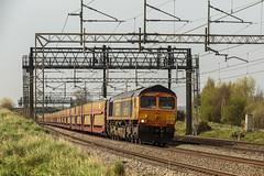 212A2925 (Phil_the_photter) Tags: class66 class68 class90 66546 66088 66594 90049 90016 66763 heamiesbridge wcml westcoastmainline railfreight gbfr lightengine
