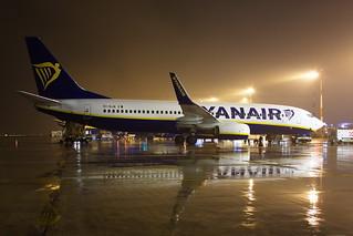 Ryanair Boeing 737-8AS(WL) EI-GJA