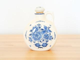 Blauw Delfts Bottle