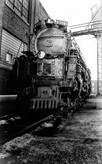 Challenger (TCeMedia/Telecide) Tags: steam engine locomotive railroad cheyenne wyoming wy blackandwhite