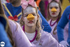 Daisy Duck (Frankhuizen Photography) Tags: daisy duck donald katrien snavel beak happiness weert netherlands 2018 rogstaekers optocht woman vrouw smile glimlach vrolijk nederland limburg street straat fotografie photography portret portrait vastenavond vastelaovond carnaval carnival girl dutch ncg dental braces beugel groeëte rogstaekersoptocht