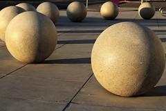 Street Billiards (Sarah_ES) Tags: 7dwf crazy tuesday sculpture round