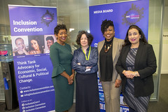 DSC_1596 (photographer695) Tags: inclusion convention institutional sexual harassment powered by the telegraph with jacqueline onalo dr shola mos shogbamimu gulrukh khan jane garvey bbc 4 womans hour presenter
