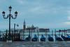 Early morning in Venice (sarah_presh) Tags: venice holiday vacation gondola boat sea ocean longexposure polariser leefilters leendgrad early morning light lamp streetlamp pavement church island city outside outdoor piazza sanmarco stmarkssquare sangiorgiomaggiore