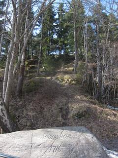 Bakås fortress