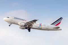 LIL - Airbus A319-111 (F-GPMF) Air France (Aéro'Passion) Tags: aéropassion airport aircraft airlines aéroport airbus aviation avions décollage departing takeoff variopositif montéeinitiale photography photos passage piste26 natw canon 6d a319 a319111 fgpmf jo 2024 paris candidate candidature stickers lille lesquin lfqq lil lillelesquin livery msn637