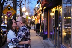 Rachel & Dave (51) (Brian Isemann) Tags: the creamery baltimore hampden fuji xt2 xt20 engagement
