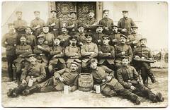 . (Kaïopai°) Tags: beer schnurrbart bier mustache bart kinnbart wwi kinnspitzbart ww1 wk1 weltkrieg worldwarone soldier soldat uniform feldgrau passau zitter
