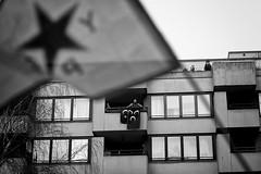 . (Thorsten Strasas) Tags: afrin berlin demonstration efrin fahne flagge kreuzberg kundgebung kurden kurdistan kurds mhp mitte nationalism nationalismus pkk rojava schwarzweiss syria syrien tuerkei turkey ypg arrest attack demo flag peace protest rally war ypj germany de