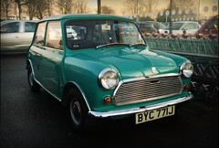 British Leyland Mini (TempusVolat) Tags: picmonkey mini car bl britishleyland small garethwonfor tempusvolat mrmorodo gareth wonfor tempus volat