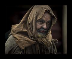 MENDIGO (Juan J. Marqués) Tags: medievales mendigos recreaciones retratos