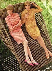Seventeen editorial shot by Carmen Schiavone 1967 (barbiescanner) Tags: vintage retro fashion vintagefashion 60s 60sfashions 1967 editorial seventeen1967 teens 60steens carmenschiavone joandelaney terryreno