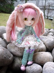 Hiver 2010 (LeRaminagrobis) Tags: pullip doll hiver portrait mymelody