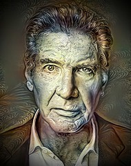 Harrison Ford (cirooduber) Tags: visualart trollieexcellence awardtree digitalarttaiwan harrisonford starwars indianajones