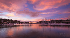 Today's Sunset ! (Andy Johnson Photos) Tags: sunset landscape portlouis grenada caribbean skyporn clouds