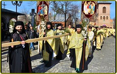 Palm (Rameaux/Florii) procession in Bucharest-2018 (1) (Ioan BACIVAROV Photography) Tags: palm rameaux florii procession bucharest romania 2018 priest preot procesiune religion religie orthodox church toaca people