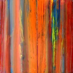 the shadow of the monk (Peter Wachtmeister) Tags: artinformel art mysticart modernart popart artbrut phantasticart acrylicpaint abstract abstrakt surrealismus surrealism hanspeterwachtmeister