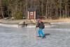 En liten stuga (David Thyberg) Tags: 2018 långfärdsskridsko winter nature skate sweden stockholm skating ice sverige