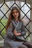Window portrait (piotr_szymanek) Tags: marcelina marcelinab portrait outdoor woman milf young skinny face eyesoncamera mini skirt stockings 1k 20f 50f 5k 10k