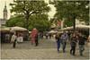 Munich Viktualienmarkt (Heinze Detlef) Tags: münchen munich viktualienmarkt altstadt lebensmittel buden feinkost auslagen