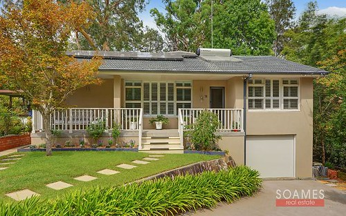 18 Greenvale Gr, Hornsby NSW 2077