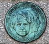 Cimetiere St Vincent (E11y) Tags: ecr paris cemetery graves stvincent burials france medallion