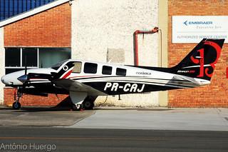 Baron G58, PR-CAJ
