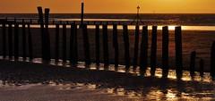 Winter Beach Sunset (neilsaunders4) Tags: west wittering coast beach winter d90