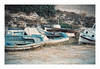 033_23 (jimbonzo079) Tags: scrapyard abandoned fishing boats handbuilt wooden sailing caique boat piraeus greece 2016 scrap abandon greek hellas film art color vintage old attiki nobody analog ship konica minolta dimage scan canon ae1 fd 50mm f18 agfa precisa ct ε6 slide reversal 35mm analoq slr canonae1 agfaprecisact100 konicaminoltadimagescandualiv fishingboats