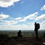 View from Phnom Santuk Mountain thumbnail
