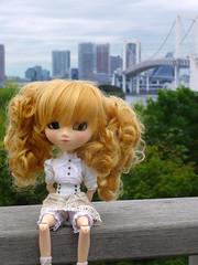 Voyage (LeRaminagrobis) Tags: pullip doll tokyo odaiba candycandy japon