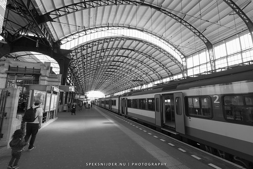 Train station Haarlem
