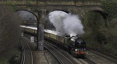 Film Star (McTumshie) Tags: 181i 20180807 60163 belmondbritishpullman london putney tornado locomotive railway special steam train england unitedkingdom