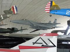 Tails, you win (roger.w800) Tags: duxford duxfordiwm planes aeroplanes aviation aviationhistory aviationmuseum essex england british britain