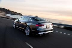 """Audi S5 Sportback - 20"""" V-FF 102 Brushed Aluminum (Vorsteiner) Tags: vorsteiner audi audis5 vff102 supremepower"""