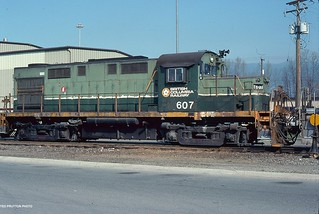607 - NORTH VAN  - AUIG 28, 1990