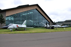 Aircraft Line-up in front of the Aviation Museum Building - Evergreen Aviation and Space Museum - McMinnville, Oregon - June 2, 2015 149 RT CRP (TVL1970) Tags: nikon nikond90 d90 nikongp1 gp1 geotagged nikkor18105mmvr 18105mmvr oregon mcminnville mcminnvilleoregon mcminnvilleor evergreenaviationspacemuseum evergreenaviationandspacemuseum evergreenairmuseum evergreenmuseum aviation aircraft airplane militaryaviation navalaviation usaf590137 af590137 590137 unitedstatesairforce usairforce usaf buno164343 164343 unitedstatesnavy usnavy usn deltawing convair convairf106deltadart convairf106 f106deltadart f106 deltadart convairdeltadart convairf106adeltadart convairf106a f106adeltadart f106a prattwhitney prattwhitneyj75 pw pwj75 j75 j75p17 grumman grummanf14tomcat grummanf14 f14tomcat grummantomcat f14 tomcat grummanf14dtomcat grummanf14d f14dtomcat f14d generalelectric ge generalelectricf110 gef110 f110 f110ge400 mikoyan mikoyanmig29 mig29 mikoyanmig29s mig29s cn2960721930 2960721930 fulcrumc