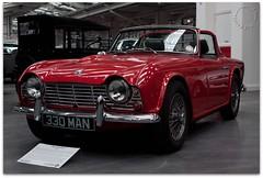 1964 Triumph TR4 (zweiblumen) Tags: triumphtr4 1964 330man classic british car vintage sportscar isleofmanmotormuseum jurby jourbee isleofman ellanvannin canoneos50d canonef35mmf2 canonspeedlite430exii polariser zweiblumen picmonkey