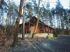 #103 of 365 #project365 Cabin in the woods. #run