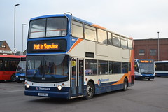 Stagecoach Norfolk 18344 AE55DKL (Will Swain) Tags: kings lynn bus station 13th january 2018 east town centre buses transport travel uk britain vehicle vehicles county country england english stagecoach norfolk 18344 ae55dkl