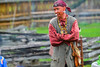 Cherokee chief reenactor (sniggie) Tags: fortharrod harrodstown kentucky mercercounty thegrandcouncil2018