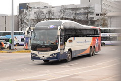 SF 54356 @ Glasgow Buchanan Street bus station (ianjpoole) Tags: stagecoach fife volvo b13rt plaxton elite yx67upa 54356 glasgow buchanan street bus station