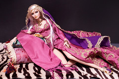Arabian Nights of Erin Salston (RockWan FR) Tags: arabiannights erinsalston nuface fashionroyalty integritytoys fashiondoll