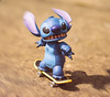 Stitch Skater (Jezbags) Tags: stitch skater lego legos toy toys disney liloandstitch macro macrophotography macrodreams canon canon80d 80d 100mm closeup upclose skateboard speed motion