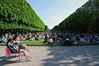 Business or Economy class... (jeangrgoire_marin) Tags: spring warm warmth crowd picnic paris outside