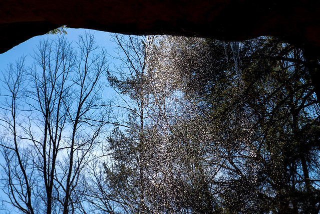 Hoosier National Forest - Messmore Falls, Indian Cave - March 14, 2018