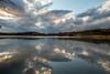 Villefintaine - Étang - après l'orage (Jean-Philippe Le Royer) Tags: ciel landscape paysages sunset cloud lac étang sky coucherdesoleil couchédesoleil isere orage arbres nuages reflets