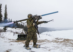 180314-M-HR246-0214 (Alaskan Command Public Affairs) Tags: arcticedge18 alaska usarak marines jber northernlights auroraborealis motivate marinecorprs training coldweather 2dlaad 2dmaw 2ndmarineairwing fortgreely unitedstates us