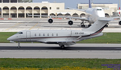CS-CHD LMML 13-03-2018 (Burmarrad (Mark) Camenzuli Thank you for the 10.8) Tags: airline netjets europe aircraft bombardier bd1001a10 challenger 350 registration cschd cn 20584 lmml 13032018