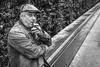 Io fumo (luigi ricchezza) Tags: fumo man ritratto sigaro streetportrait toscano